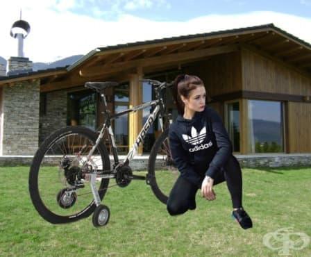Грешките на начинаещия колоездач и как да се избягват - изображение
