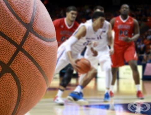 Кондиционни упражнения в баскетбола - изображение