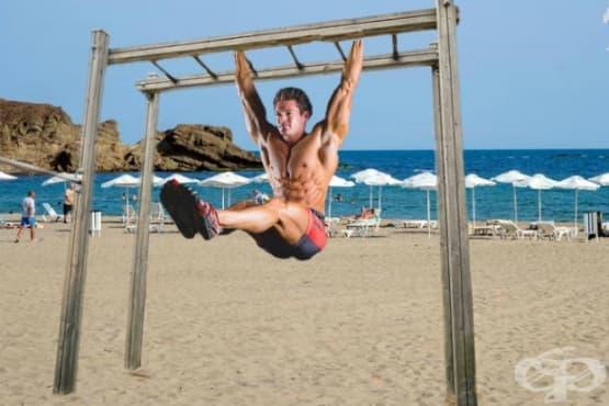 Как да тренирате за долна част на корема – супер съвети и техники - изображение