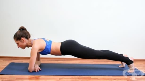 Страхотно тяло в домашни условия само за 10 минути с тренировката 5-10-15 - изображение