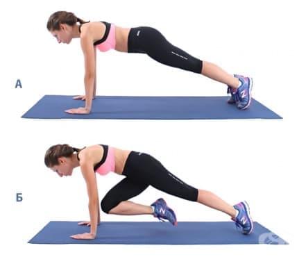 10 упражнения, които горят 200 калории за под 3 минути - изображение