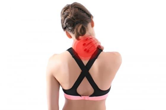Първа помощ и упражнения при шиен радикулит (прищипване на нерв в областта на врата) - изображение