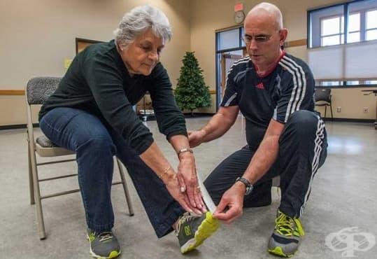 Лесни тестове за гъвкавост за хората в напреднала възраст - изображение