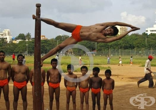 Най-странният мъжки спорт - Видео - изображение