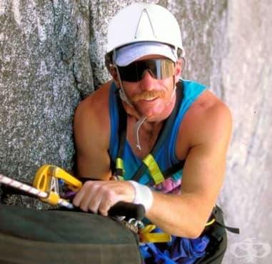 Вдъхновяващата история на парализираният алпинист Марк Уелман - изображение