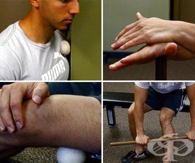 Масажни техники срещу травми в зимните спортове - изображение