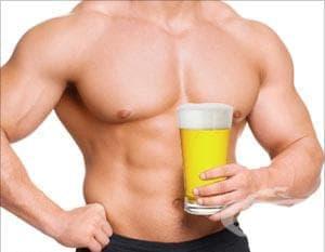 Митове за алкохола и тренировките - изображение