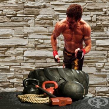 ММА тренировъчна програма за средно напреднали - изображение
