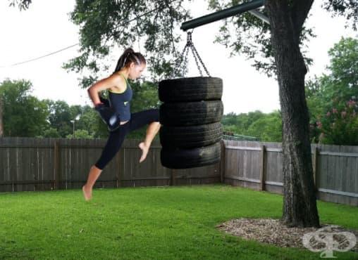 Муай тай тренировка у дома или как да поддържаме перфектна форма и функционална мускулатура - изображение