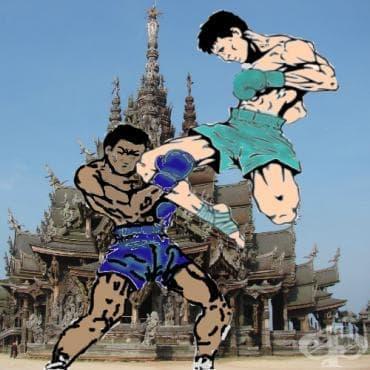 Муай Тай - изображение