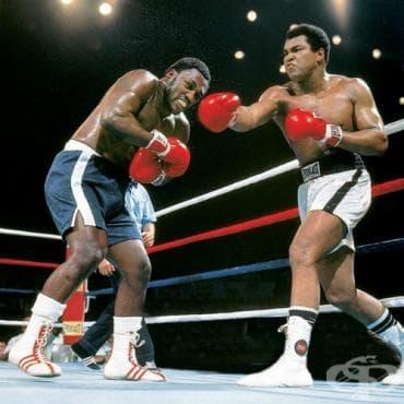 Мохамед Али срещу Джо Фрейзър – мач №3 - изображение