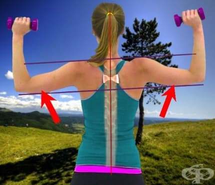 Начини за корекция на мускулния дисбаланс, от който страдат 90% от жените - изображение