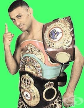 Принц Насим Хамид – бокс - изображение