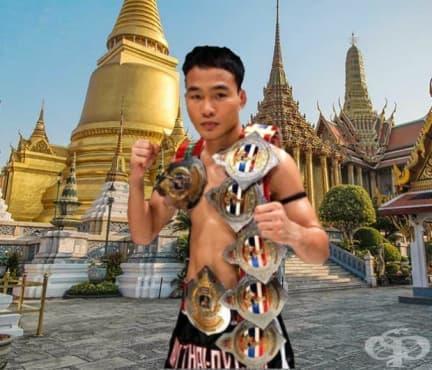 Десетте навика на най-великите муай тай бойци в света (първа част) - изображение