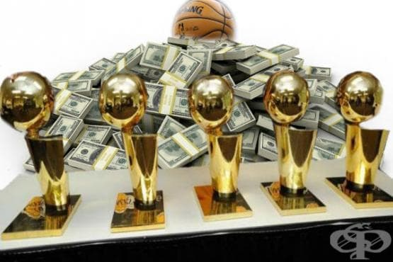 Десетте най-богати играчи от НБА за всички времена - изображение