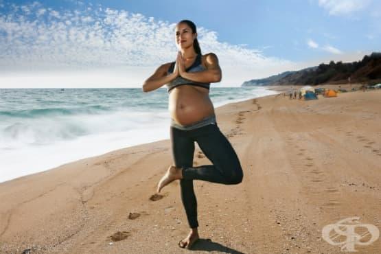 Най-добрите и най-лошите упражнения по време на бременност - изображение
