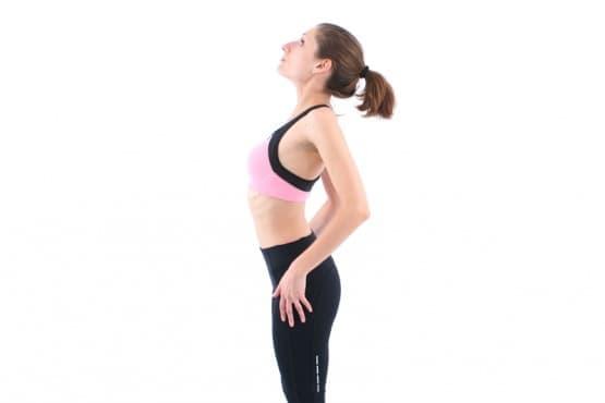 Упражнения на Норбеков за гръбначния стълб - поясен сегмент - изображение