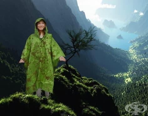 Останете сухи в планината - дъждобранни аксесоари - изображение