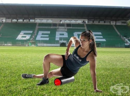 Правилно охлаждане на мускулите за перфектно възстановяване след тренировка - изображение