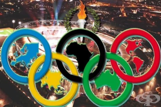 Олимпийски игри - изображение