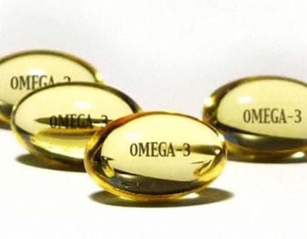 Омега-3 мастни киселини като хранителна добавка в спорта - изображение