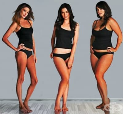 Съвети за влизане в желаната форма според типа на тялото ви - изображение