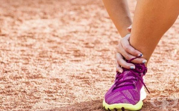 Перонеален тендинит в спорта - изображение
