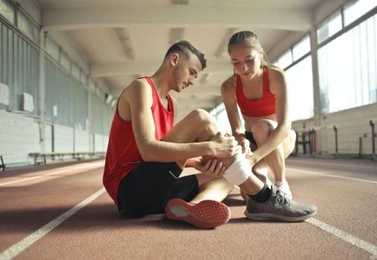 Травми на мускули и сухожилия - изображение