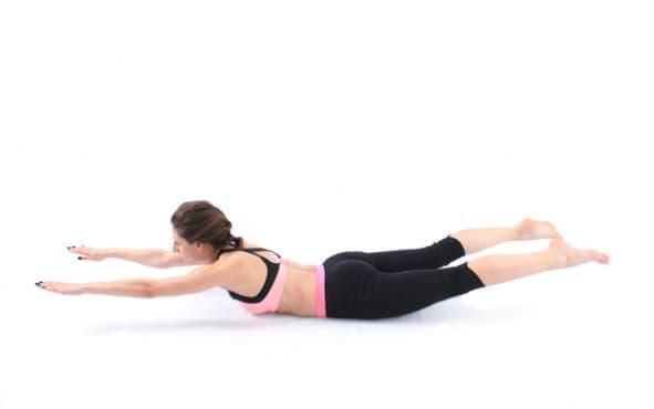 3 пилатес упражнения в помощ на храносмилателната система - изображение