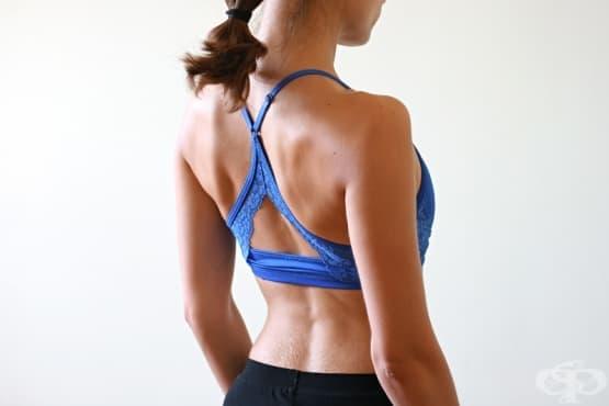Полезна пилатес тренировка за гръб за жени, която да правите вкъщи - изображение