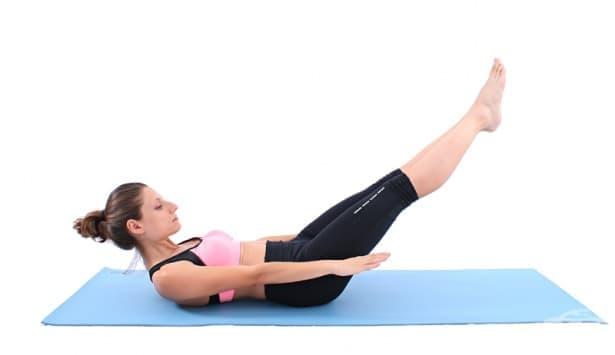5 полезни пилатес упражнения за начинаещи, които ще ви помогнат в отслабването - изображение