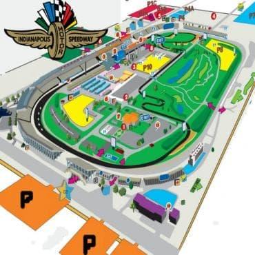 Индианаполис Мотор Спийдуей - изображение