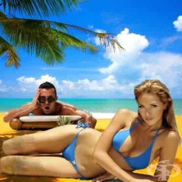 Изграждане на перфектното тяло за плаж за 1 месец - изображение