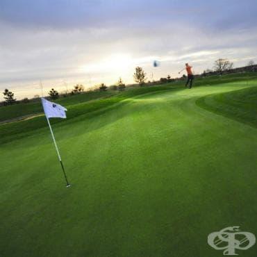 Тренировка за подобряване на вашия голф суинг - изображение