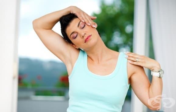 5 полезни стречинг упражнения, ако сте над 40-те - изображение