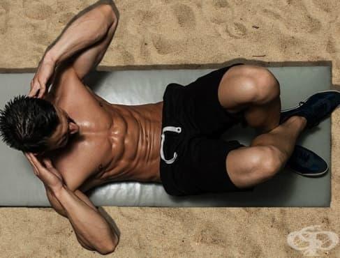 7 причини да тренирате коремните мускули - изображение