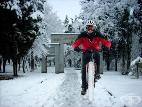 7 предимства от карането на колело през цялата зима - изображение