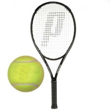 Пособия за тенис на корт - изображение