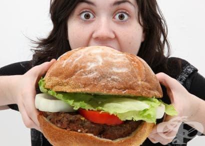 Потискащи апетита фет бърнъри - изображение