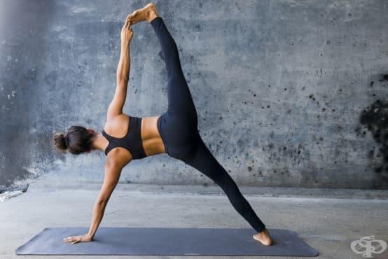 Пауър йога - изображение