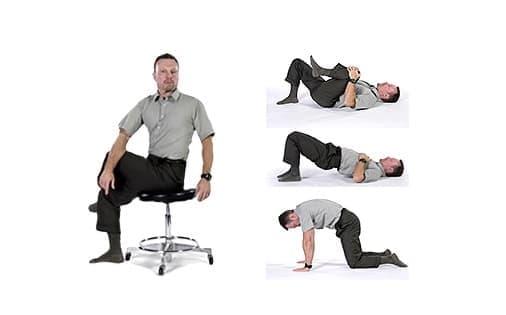 Преборете болките в гърба и кръста с 15 минути упражнения на ден - изображение
