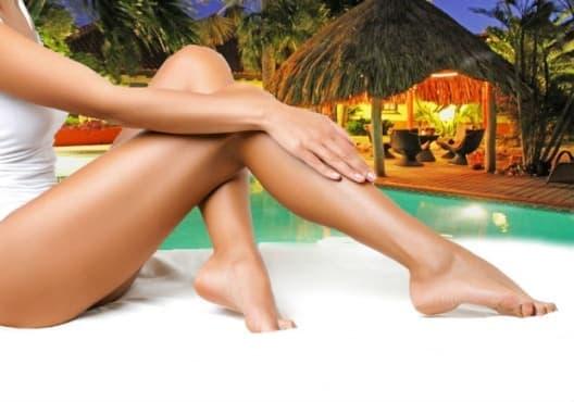 4 седмично предизвикателство за оформяне на краката при жените - изображение