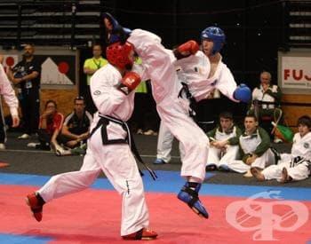Предпазване от травми в бойните спортове - изображение