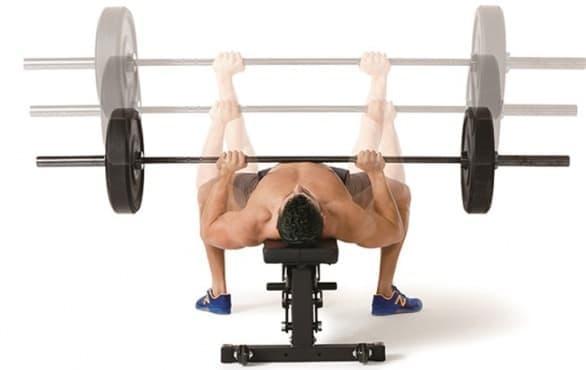 Как да се предпазим от травми и болки в раменете при тренировки с тежести - изображение