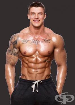 10 тренировки за напреднали за големи гърди - изображение