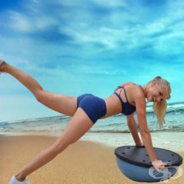 Високоинтензивна тренировка за ръце и рамене - изображение