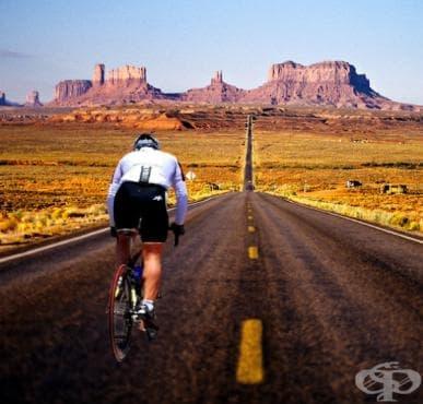 Велосипеден ултра маратон през Америка - изображение