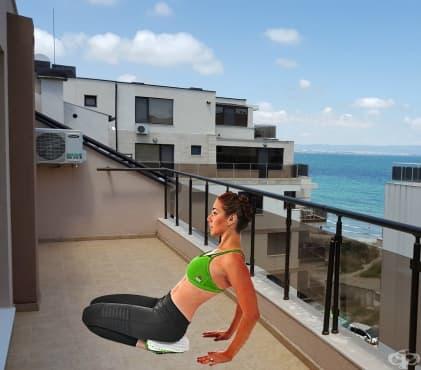 Жизненоважни стречинг упражнения за подвижност в глезените - изображение