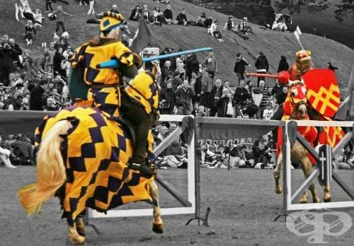 Рицарски турнири - изображение