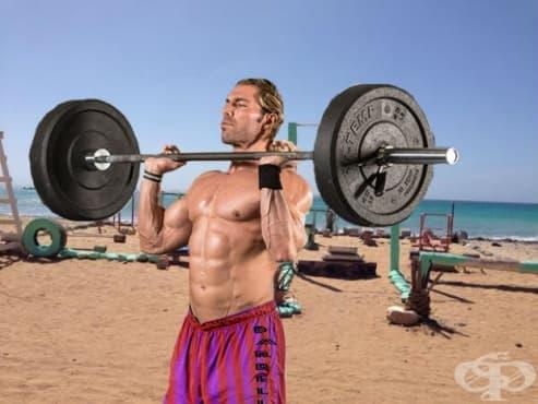 15-те закона на тренировките за рамене - изображение